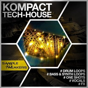 Сэмплы Sample Tweakers KOMPACT Tech-House