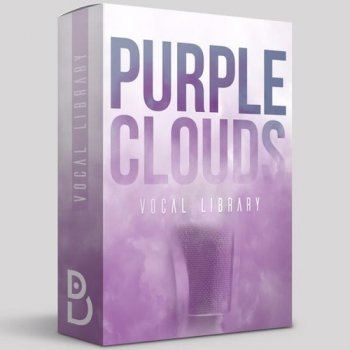Сэмплы вокала - DopeBoyz Purple Clouds Vocal Library