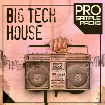 Сэмплы Pro Sample Packs BIG Tech House