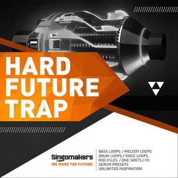 Сэмплы Singomakers Hard Future Trap