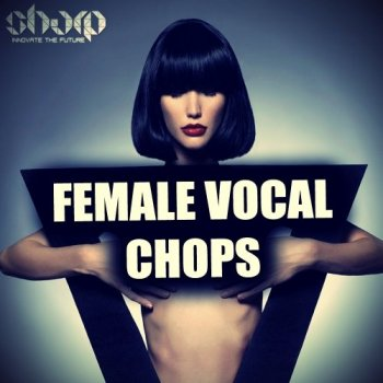 Сэмплы вокала - Sharp Female Vocal Chops