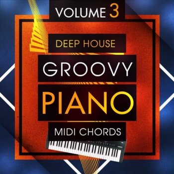 MIDI файлы - Mainroom Warehouse Deep House Groovy Piano MIDI Chords 3
