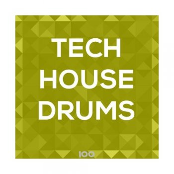 Сэмплы 100 Tech House Drums