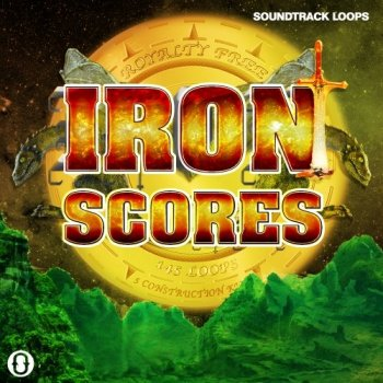 Сэмплы Soundtrack Loops Iron Scores