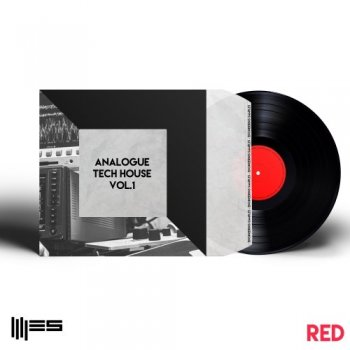 Сэмплы Engineering Samples RED Analogue Tech House Vol.1