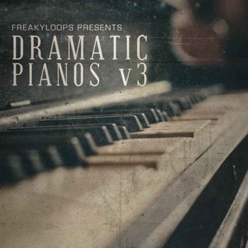 Сэмплы Freaky Loops Dramatic Pianos Vol. 3