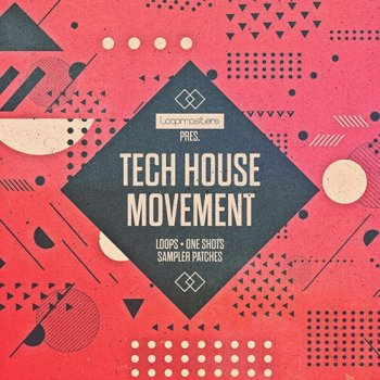 Сэмплы Loopmasters Tech House Movement