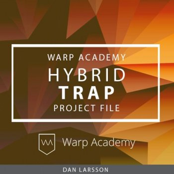 Warp Academy Hybrid Trap Project File