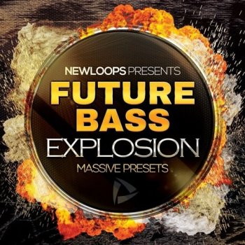 Пресеты New Loops Future Bass Explosion For Massive