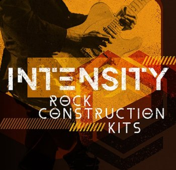 Сэмплы Big Fish Audio Intensity Rock Construction Kits