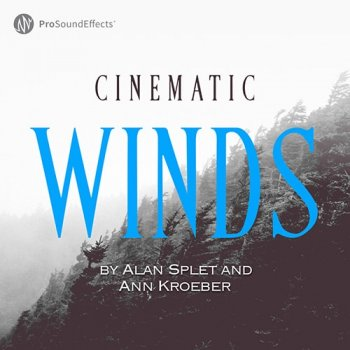 Звуковые эффекты - Pro Sound Effects Cinematic Winds