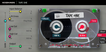 Noise Makers Tape One v1.1 x86 x64