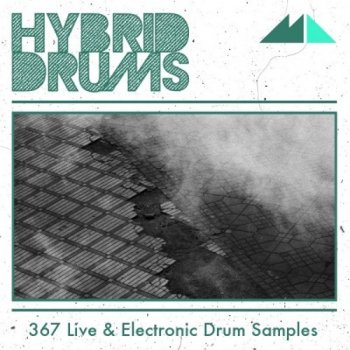Сэмплы ударных - ModeAudio Hybrid Drums Live And Electronic Drum Samples