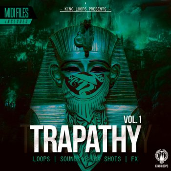 Сэмплы King Loops Trapathy Vol 1