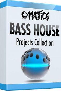 Проекты Cymatics Bass House Ableton Projects Collection