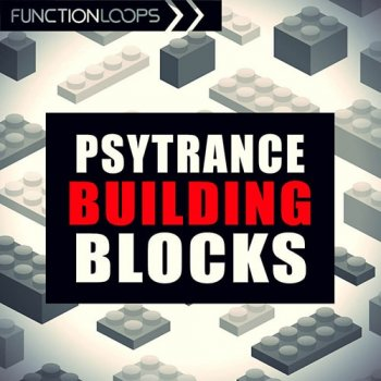 Сэмплы Function Loops Psytrance Building Blocks