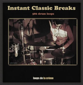 Сэмплы Loops De La Cr?me Instant Classic Breaks
