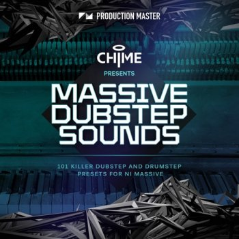 Пресеты Production Master Chime Massive Dubstep Sounds and Beats