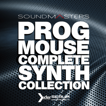 Сэмплы Sound Masters PROG MOUSE Complete Production Package