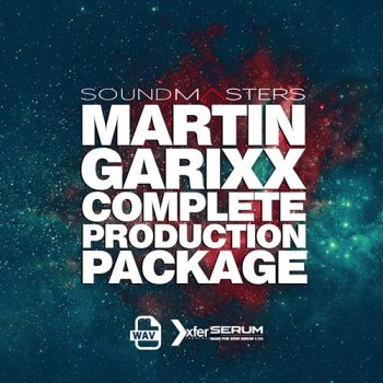 Сэмплы Sound Masters MARTIN GARIXX Complete Production Package