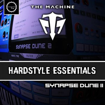 Пресеты Industrial Strength The Machine Hardstyle Essentials For DUNE 2