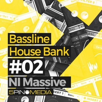 Пресеты 5Pin Media Bassline House for Massive