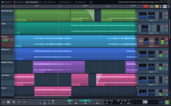 Tracktion Software Waveform 0 v8.1.2