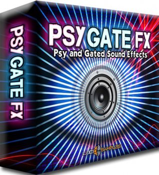 Сэмплы Lucid Samples Psygate FX