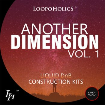 Сэмплы Loopoholics Another Dimension Vol 1 Liquid DnB