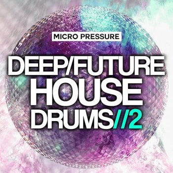 Сэмплы ударных - Hy2rogen Deep Future House Drums 2