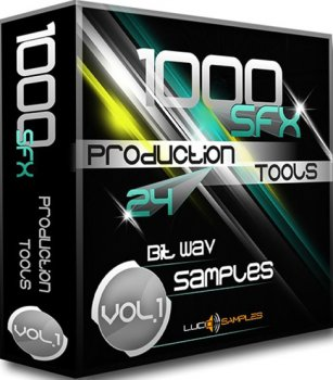 Сэмплы эффектов - Lucid Samples 1000 SFX Production Tools Vol.1