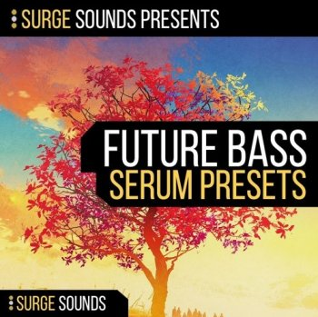 Пресеты Surge Sounds Future Bass