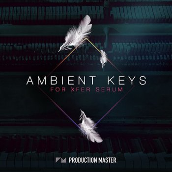 Пресеты Production Master Ambient Keys For Serum