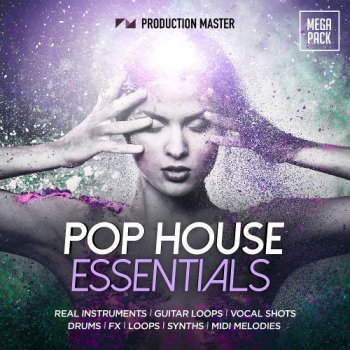 Сэмплы Production Master Pop House Essentials