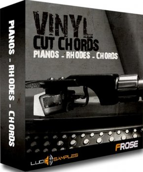 Сэмплы Lucid Samples Vinyl Cut Chords