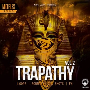 Сэмплы King Loops Trapathy Vol 2