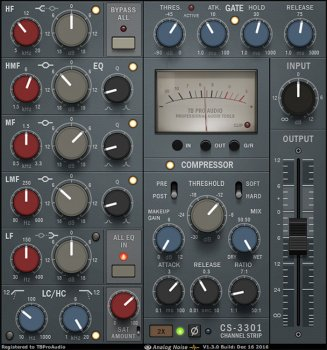 TBProAudio CS-3301 v1.4.4 x86 x64