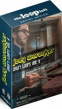 Сэмплы ударных - The Loop Loft Joey Waronker Drums Volume 2