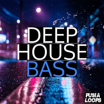 Сэмплы Puma Loops Deep House Bass