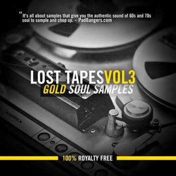 Сэмплы The Producers Choice Lost Tapes Vol 3 Gold Soul Samples