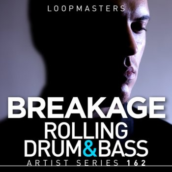 Сэмплы Loopmasters Breakage Rolling Drum and Bass
