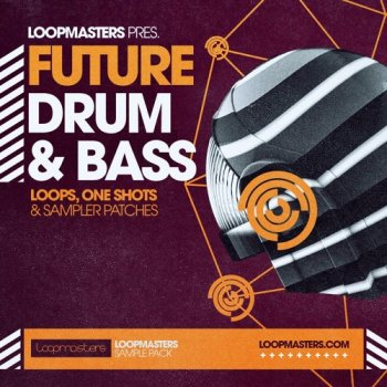 Сэмплы Loopmasters Future Drum and Bass