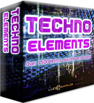 Сэмплы Lucid Samples Techno Elements