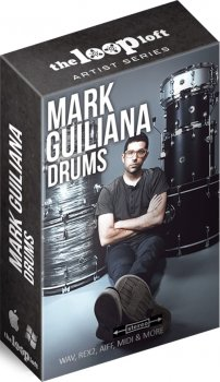 Сэмплы ударных - The Loop Loft Mark Guiliana Drums