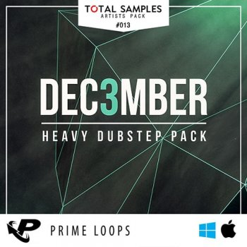 Сэмплы Total Samples Dec3mber Heavy Dubstep