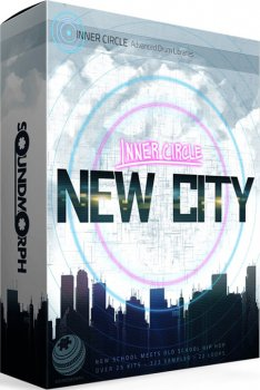 Сэмплы SoundMorph Inner Circle New City