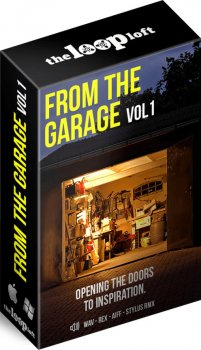 Сэмплы The Loop Loft From The Garage Vol 1