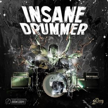 Сэмплы 2DEEP Insane Drummer