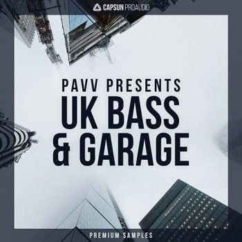 CAPSUN ProAudio Pavv UK Bass and Garage