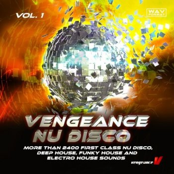 Сэмплы Vengeance Nu Disco Vol 1